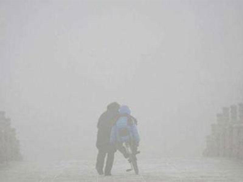 雾霾来临时,废气处理设备能做什么?